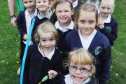 PHOTOS: Greenfylde Forest School fun